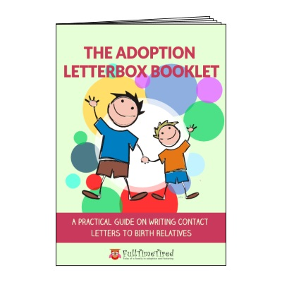 The Adoption Letterbox Booklet