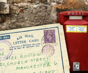 A Letter to England The day I said goodbye